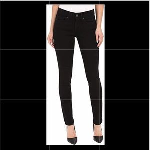 Nine West Cigarette Fit Skinny Leg Jeans